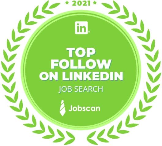 Linkedin Top Follow 2021